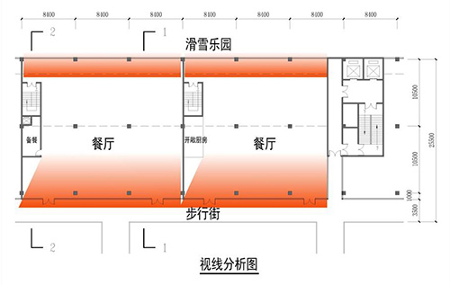 高空设计平面图