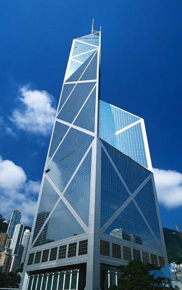 香港中银大厦 建筑概论