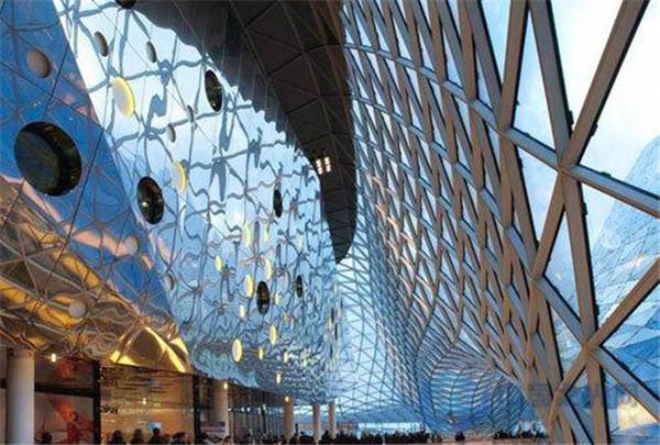 表皮作为建筑最外层的要素