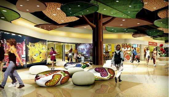 做好室內商業步行街規劃設計的28個關鍵