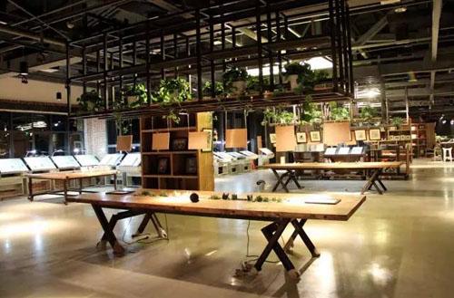 那些老厂房改造成的城市文创中心