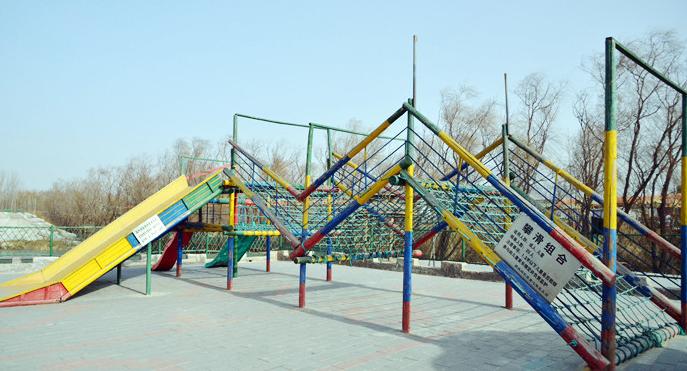 游乐设施场地设计图展示