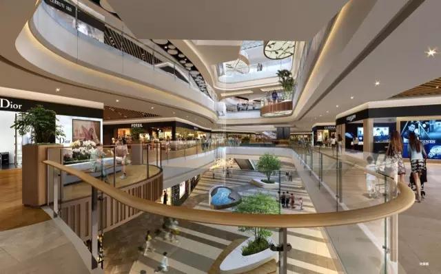 青岛城市传媒广场商业公共空间设计方案新鲜出炉