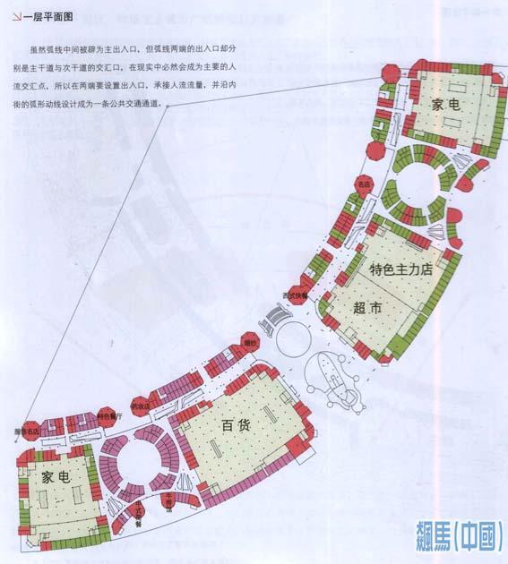 蚌埠宝龙城市广场商业规划