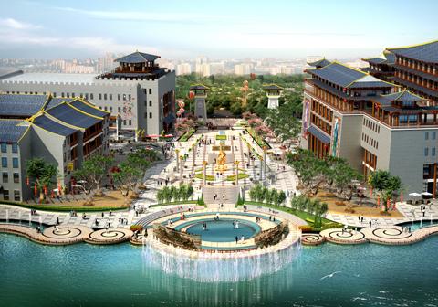 临沂万兴都国际商业公园